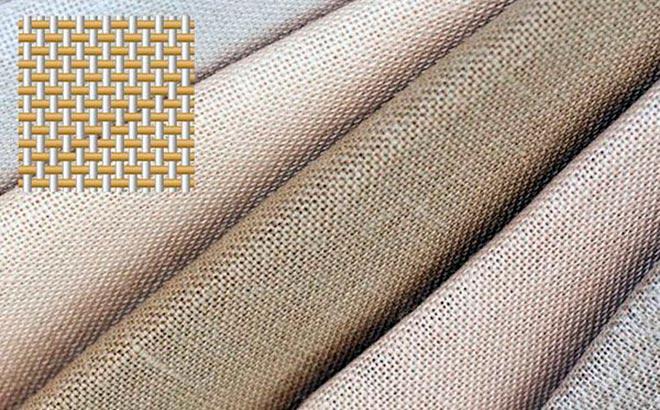 вид плетения поплин