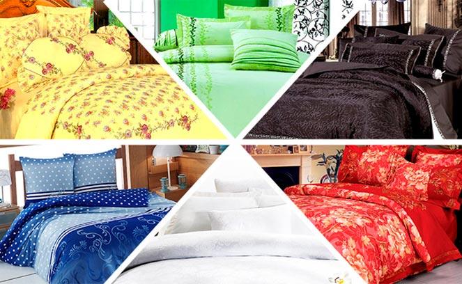 Какая ткань лучше для постельного белья купить концевики зажимы для бижутерии