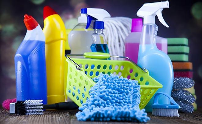 виды чистящих средств